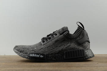 Adidas Limited NMD Pitch Black R1 PK S80489