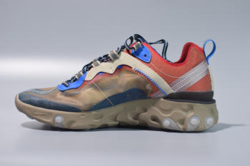 UNDERCOVER-Nike Upcoming React Element 87 BQ2718 200