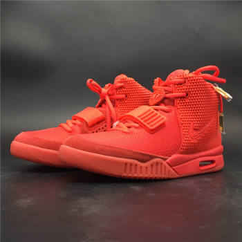 Nike Air 2 SP Red October Yeezy 508214-660