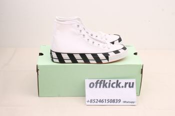 Off-White Converse Chuck Taylor All Star 70 OW 2.0