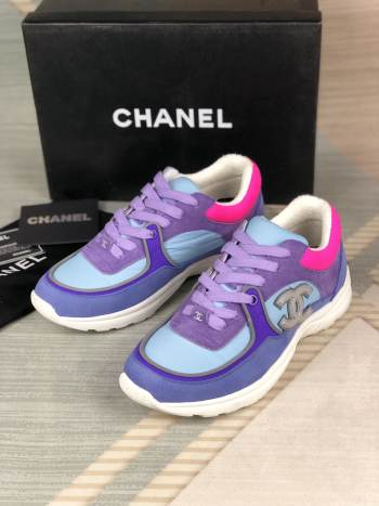 Chanel Low Top Trainer