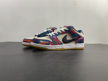 Nike SB Dunk Low Pro Parra Abstract Art (2021)  DH7695-600